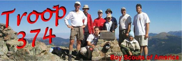 Boy Scout Troop 374, St  Louis Area Council BSA